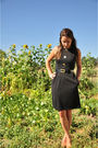 Black-donna-morgan-dress-beige-jessica-simpson-shoes-black-donna-morgan-belt