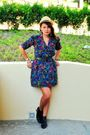 Archive-clothing-dress-black-topshop-boots