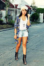Blue-museum-clothing-jacket-blue-zara-shorts-white-zara-black-soule-phenom