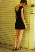 Esprit dress - Urban Outfitters belt - shoes