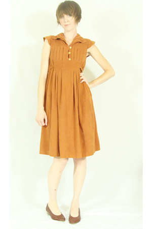 deborah jean vintage dress - deborah jean vintage shoes