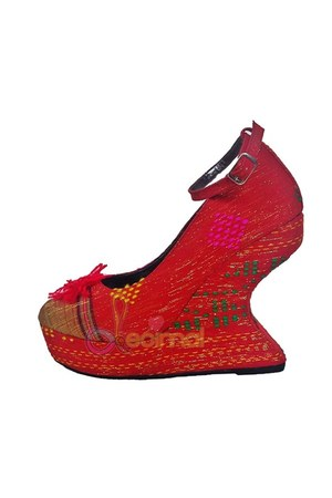 Decimal Shoes wedges