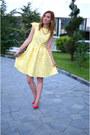 Zara-shoes-new-look-dress-diy-bag-koton-necklace