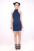 jean Deep Gems dress