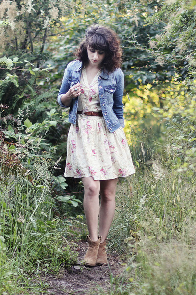 kensiegirl heels - modcloth dress - luluscom jacket