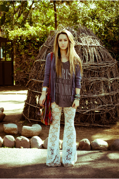 Urban Outfitters pants - suede button up Zara jacket - brandy melville shirt