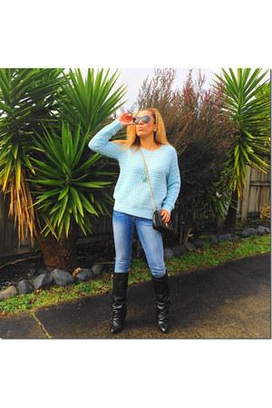 H&M jeans - Dotti sweater