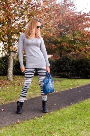 Chica Booti cardigan - Dotti leggings