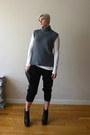 Silver-everlane-sweater-white-velvet-by-graham-spencer-top