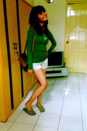 skirt - pants - wallet - shoes