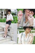 Forever 21 bracelet - Chanel bracelet