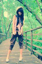 satcas sahs top - naima shoes - rubi accessories