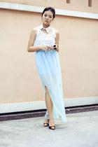 Net  Ca skirt - OASAP heels