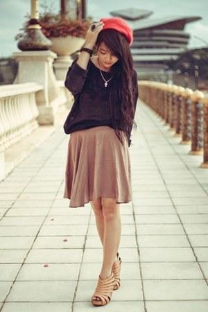 supre jumper - supre skirt
