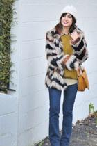 suiteblanco jeans - suiteblanco jacket - Bershka jumper