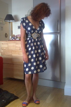 Topshop dress - vintage belt - Topshop shoes