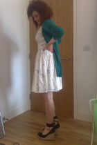 new look - Miss Selfridge dress - Aldo