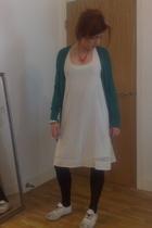 new look - Gap dress - walk - portobello market