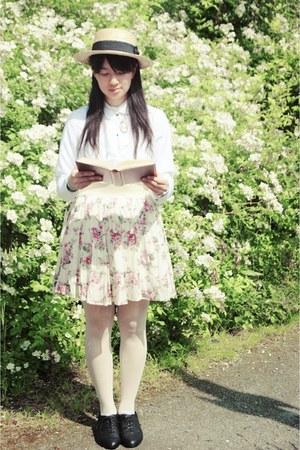 bubble gum skirt Primark skirt