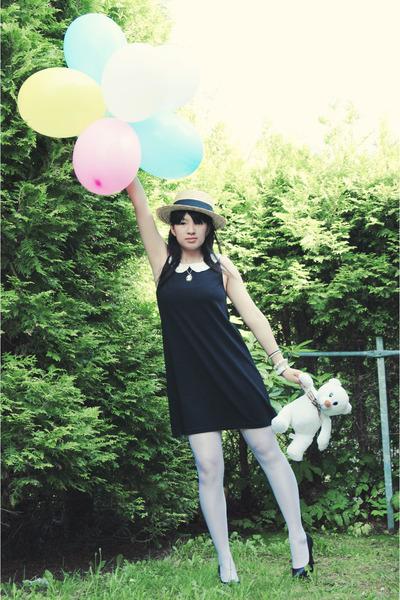 dress - hat