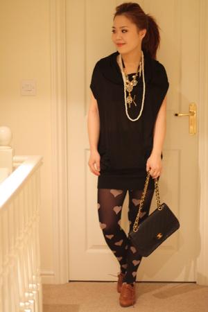allsaints top - Chanel accessories