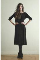 Kookai boots - Zara shirt - asos skirt