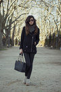 Eureka-shoes-shoes-zara-jacket-chanel-bag-vintage-sunglasses