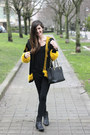 Zara-boots-vintage-jacket-chanel-bag