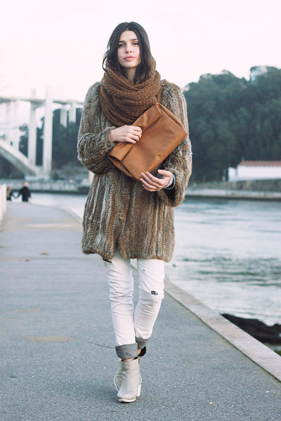 camel Zara bag