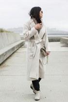 ivory Gérard darel coat