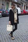 Deena-ozzy-shoes-vintage-shirt-zara-scarf-vintage-bag-zara-cardigan