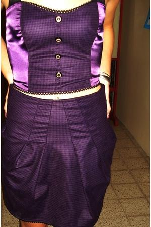 Rebecca Cohen top - Rebecca Cohen skirt