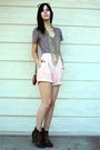 Vintage-shorts-anthropologie-accessories