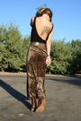 Vintage-skirt-american-apparel-top-vintage-boots-shopwithasianstereotypes-