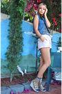 Vintage-guess-vest-downtown-la-fashion-district-shoes-anthropologie-socks-