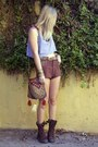 Pampa-tactical-palladium-boots-vintage-bag-vintage-shorts