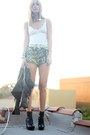 Wasteland-boots-diy-cut-off-bb-dakota-pants-shorts-wasteland-necklace