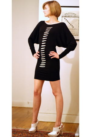 mary meyer dress - Topshop shoes