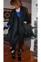 accessory street scarf - Gap vest - Alice Temperley for Target t-shirt - jonatha