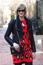 Ruby-red-sweater-leopard-dkny-dress-black-mini-sophie-hulme-bag