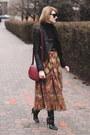 Black-leather-romwe-jacket-black-turtleneck-zara-sweater