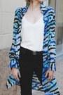 Turquoise-blue-shirt-dress-tucker-dress