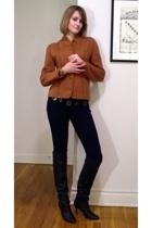Brooks Brothers blazer - copcopine belt - Hermes bracelet - Target pants - Dolce