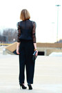 Black-organza-sheer-asos-blazer-black-topshop-bag-black-lace-pumps-givenchy-