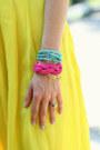 Hot-pink-ribbon-jcrew-belt-chartreuse-topshop-top