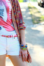 Band-t-shirt-micky-and-the-motorcars-t-shirt-jean-shorts-madewell-shorts