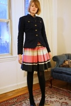Alice Temperley for Target blazer - H&M skirt - Dolce Vita shoes
