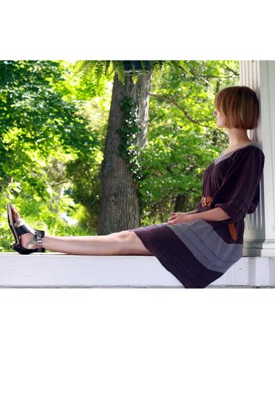 Sunner dress - Urban Outfitters belt - Sweet Life shoes