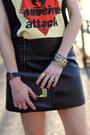 Black-faux-leather-romwe-jacket-black-sleeveless-topshop-top