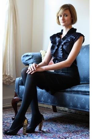 forever 21 top - Target skirt - PROENZA SCHOULER shoes